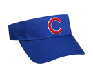 Chicago Cubs- Official MLB Visor for Little Kids Softball League ChicagoCubs-175