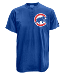 Cubs MLB 2 Button Jersey  - MA0180 Cubs-MA0180