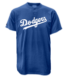 Dodgers MLB 2 Button Jersey  - MA0180 Dodgers-MA0180