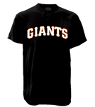 Giants MLB 2 Button Jersey  - MA0180 Giants-MA0180