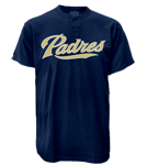 Padres MLB 2 Button Jersey  - MA0180 Padres-MA0180