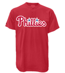 Phillies MLB 2 Button Jersey  - MA0180 Phillies-MA0180
