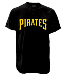 Pirates MLB 2 Button Jersey  - MA0180 Pirates-MA0180