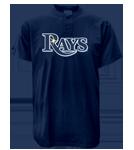 Rays MLB 2 Button Jersey  - MA0180 Rays-MA0180