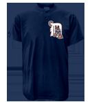 Tigers MLB 2 Button Jersey  - MA0180 Tigers-MA0180