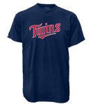 Twins MLB 2 Button Jersey  - MA0180 Twins-MA0180