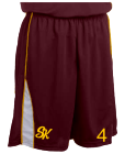 S K - Youth Basketball Shorts - Buzzer Beater Series - Teamwork Athletic - 4015 - 40152050 - Custom Heat Pressed 8d871c117b7e27720161671194