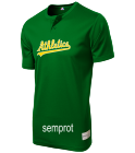 SEMPROT Youth Athletics Two-Button Jersey - Athletics-MAIY83