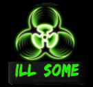 ILL_SOME - Fold Up Cuff Beanie - 38252038 - Custom Heat Pressed 182ef99bc6c213102015691793