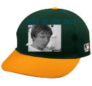 FIRE-IN-THE-HOLE 14 BKB  Oakland A's Official MLB Hat for Little Kids Leagues OCMLB300