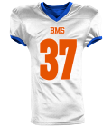 Name Your Design - Custom Heat Pressed Reversible Football Jersey Adult -1357 - 13572026 8faf4f76d767552016212513764