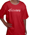 activelamp - Anvil Organic Youth T-Shirt 420B - 420B2028 - Custom Heat Pressed ee0749239f54662016161756767