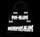 MEMPHISMADE 901-MADE 901-***-**** 901 901 901 901 90 901 901 - Pom Pom Knit Beanie - SP15 - SP152048 - Custom Heat Pressed 6e3422a6900323112014192042374