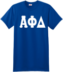 Alpha Phi Delta T-Shirt Alpha-Phi-Delta