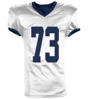 73 - Custom Screen Printed Reversible Football Jersey Adult -1357 - 13572046 7950da1b35b4219201618104030