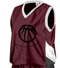Ryker - Custom Heat Pressed Augusta Youth Basketball Tri-Color Dazzle Game Jersey - 769 - 7692041 0c3929d5f669151120159183611
