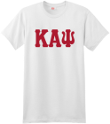 Kappa Alpha Psi T-shirts Kappa-Alpha-Psi