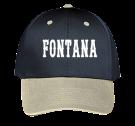 FONTANA M.O.I. - Low Pro Style Otto Cap 19-062 - 19-0622037 - Custom Heat Pressed 903013ea08aa18420157551794