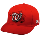 Name-Your-Design Washington Nationals- Official MLB Hat for Little Kids Leagues
