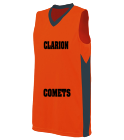 CLARION-COMETS Ladies Two Color Sleeveless Jersey