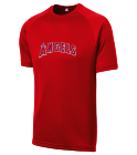 9 WALDREP - Custom Heat Pressed Angels Adult MLB Replica T-Shirt - 5300 - Angels-53002042 2a10fb61bc0d233201685038699