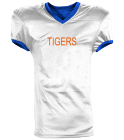 TIGERS - Custom Heat Pressed Reversible Football Jersey Adult -1357 - 13572032 c6fe5315a4c8115201613365254