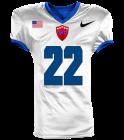 RIFFERT RIFFERT 22 22 22 BYF - Custom Heat Pressed Reversible Football Jersey Adult -1357 - 13572046 e9c029035b0b255201621727262