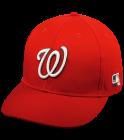 CASTEZONE-CASTEZONE-24 Washington Nationals- Official MLB Hat for Little Kids Leagues