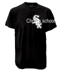 CHRISTS-SCHOOL White-Sox MLB 2 Button Jersey  - MA0180