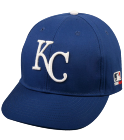 10 - Kansas City Royals - Official MLB Hat for Little Kids Leagues - Royals_Baseball_Hat_2752028 - Custom Heat Pressed 3998e78c59d9111201616120738