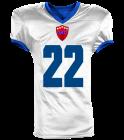 RIFFERT RIFFERT 22 22 22 - Custom Heat Pressed Reversible Football Jersey Adult -1357 - 13572045 e9c029035b0b2452016111517932