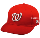 CCOPLEN Washington Nationals- Official MLB Hat for Little Kids Leagues