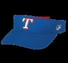 BIGDADDY-BIGDADDY Texas Rangers - Official MLB Visor Softball Leagues