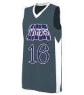 TIGERS-TIGERS-16-ABBIGAYLE-16 Ladies Two Color Sleeveless Jersey