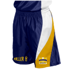 KILLER B - Youth Basketball Shorts - Teamwork Athletic - 4467 - 4467a2044 - Custom Heat Pressed 49ed71f6d98a18112015125232800
