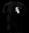 M White-Sox MLB 2 Button Jersey  - MA0180