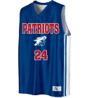 Patriot's Basketball Jersey Design fe36ad451d96174d58da7