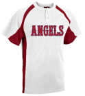 Angels Team Baseball Jersey - 1200P