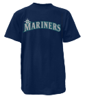 3 Mariners Adult MLB Replica Jersey  - MAG223