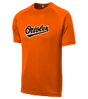 1 - Custom Heat Pressed Orioles Adult MLB Replica T-Shirt - 5300 - Orioles-53002022 9798d0d071b3242016192722244