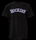 TREYs-Mom-1-TREYS-MOM-1 Rockies Youth Wicking MLB Replica Jersey - MAGY23