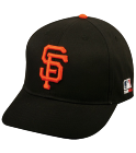 V corp - San Francisco Giants- Official MLB Hat for Little Kids Leagues - Giants_Baseball_Hat_2752031 - Custom Embroidered 4882f069c97c114201615480341