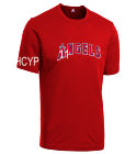 HCYP - Custom Heat Pressed Angels Youth Wicking MLB Replica Jersey - M1261 - Angels-M12612039 ba2df854a39d149201644331899