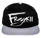 Freykii design - Two Color Wool Snapback - 5089MT - 5089MT2026 - Custom Embroidered 9e9964f3437c5520163162545
