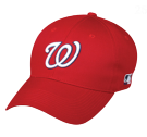 25-25 Washington Nationals- Official MLB Hat for Little Kids Leagues
