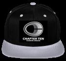Chapter10 - Classic Wool Snapback  - 6089MT - 6089MT2050 - Custom Heat Pressed bf8da8b284fa241020161657174