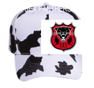 SEX-PANTHERS James Cow Brown Pro Style Pre Printed Otto Cap