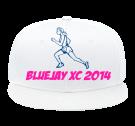 BLUEJAY XC 2014 BLUEJAY XC 2014 - Snap Back Flat Bill Hat - 125-1038 - 125-10382050 - Custom Embroidered 3bea3735edeb288201420924890