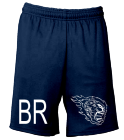 Bombers - Custom Heat Pressed Shorts Basketball - 40112043 b69d43158b61274201244417239