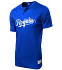 Allison Royals MLB 2 button Youth Jersey - MLB181